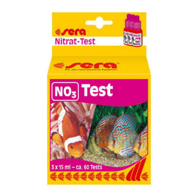 Sera No3 Test Nitrat Testi