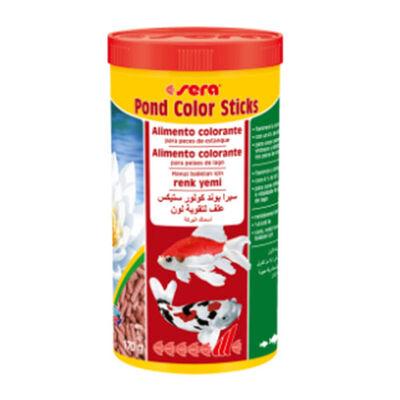 Sera - Sera Pond Color Sticks Balık Yemi