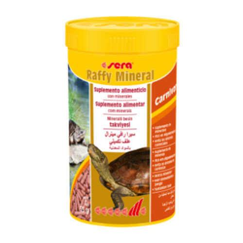 Sera Raffy Mineral Kaplumbağa Yemi