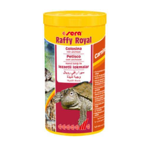 Sera Raffy Royal Kaplumbağa Yemi