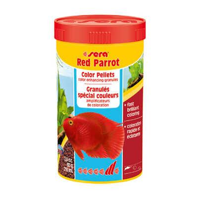 Sera Red Parrot Balık Yemi