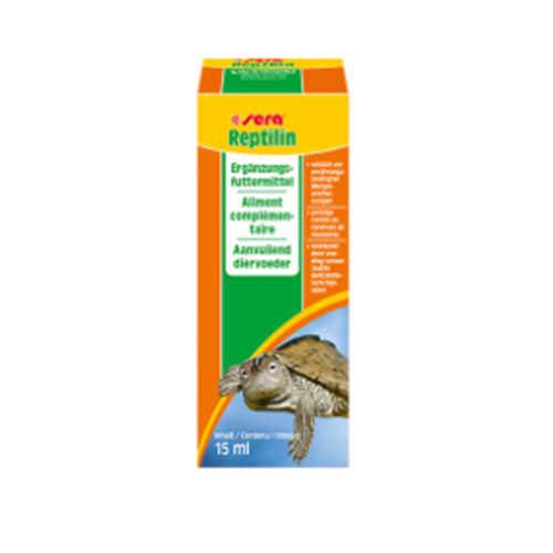 Sera Reptilin Kaplumbağa Vitamini