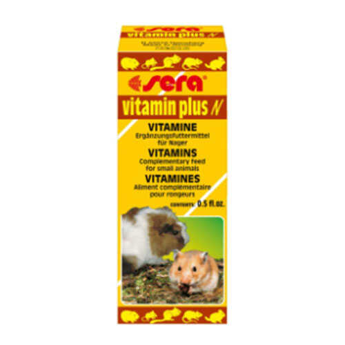 Sera Vitamin Plus N Kemirgen Vitamini