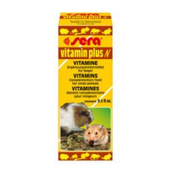 Sera - Sera Vitamin Plus N Kemirgen Vitamini