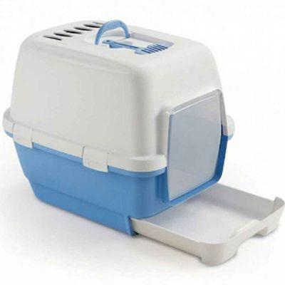 Stefanplast Cathy Clever Çekmeli Kapalı Tuvalet Kabı 58X45X48 Cm