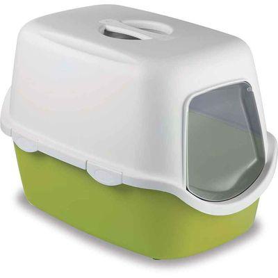 Stefanplast - Stefanplast Cathy Kapalı Kedi Tuvaleti 56X40X40 Cm