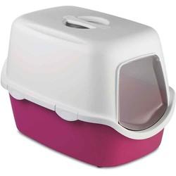 Stefanplast Cathy Kapalı Kedi Tuvaleti 56X40X40 Cm - Thumbnail