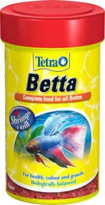 Tetra Betta Beta Balığı Yemi