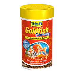 Tetra - Tetra Goldfısh Granül Balık Yemi
