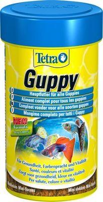 Tetra - Tetra Guppy Balık Yemi