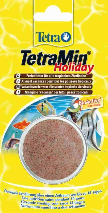 Tetra Min Holiday Tatil Yemi
