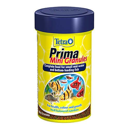 Tetra Prima Mini Granüles Balık Yemi