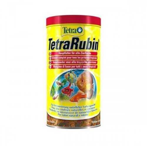 Tetra Rubin Flakes Balık Yemi