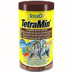 Tetra - Tetramın Flakes Balık Yemi