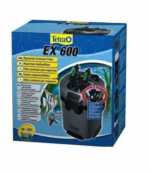 Tetratec External Filter Ex 600 Dış Filtre