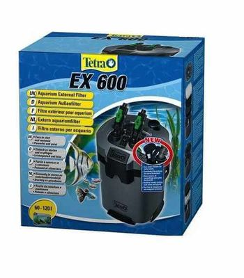 Tetra - Tetratec External Filter Ex 600 Dış Filtre