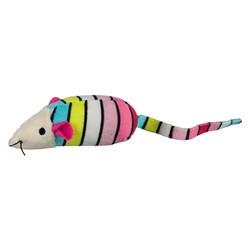 Trixie Kedi Otlu Kedi Oyuncağı, Fare/Balık - Thumbnail