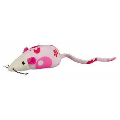 Trixie Kedi Otlu Kedi Oyuncağı, Fare/Balık