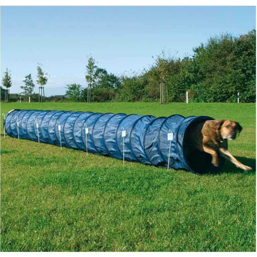 Trixie Köpek Agility Eğitim Tüneli - Mavi