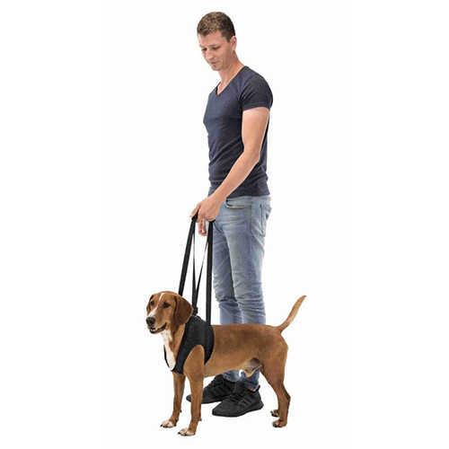 Trixie Köpek Yürüteci, Yardımcısı , Siyah