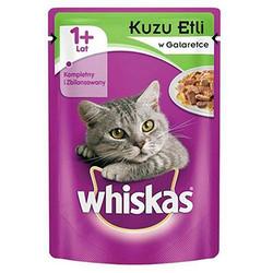 Whiskas - Whiskas Kuzulu Yetişkin Kedi Konservesi Pouch